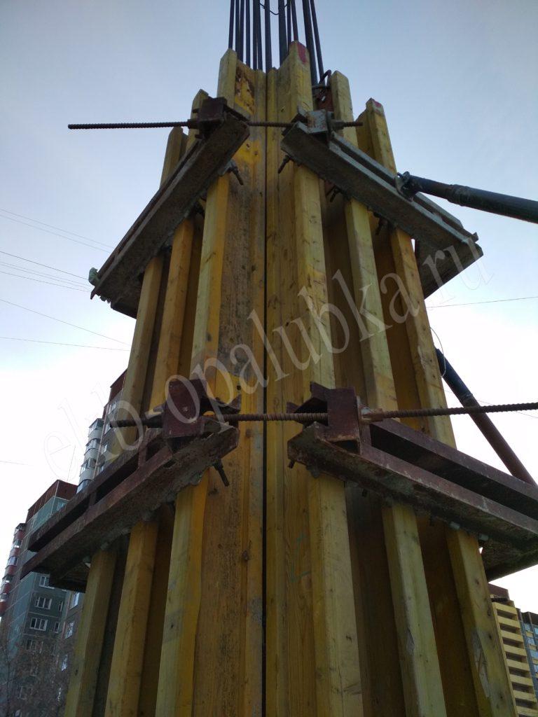 Балочно-ригельная система колонн аренда Екатеринбург
