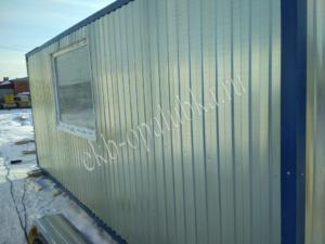 вагончики строительные купить в Екатеринбурге